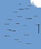 VU-Arge Deutschlandkarte